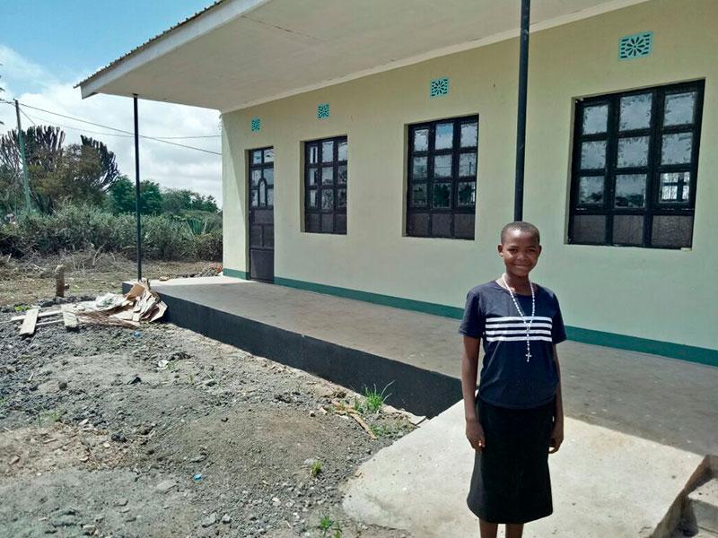 Proyecto Escuela preescolar en un poblado de Arusha, Tanzania (2017)