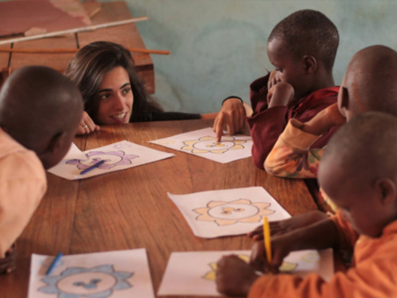 Colegio de Preescolar en Simanjiro, Tanzania (II)