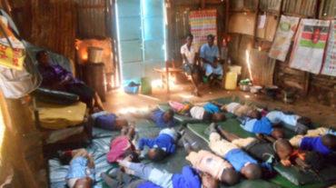 Proyecto Orfanato en Kibera, Kenia