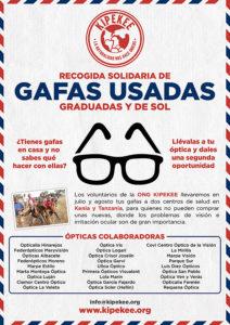 Proyecto recogida de gafas